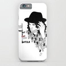 Jack White Cuts Like a Buffalo iPhone 6s Slim Case