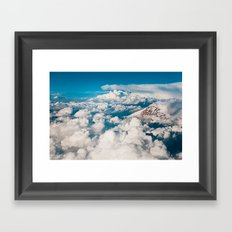 Andes Framed Art Print