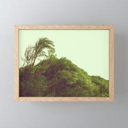 Winter Lush Framed Mini Art Print