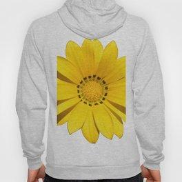Yellow flower / dots Hoody