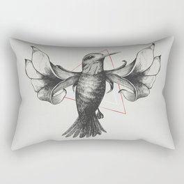 Beautiful Coexistence Rectangular Pillow
