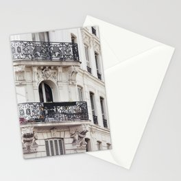 Montmartre Boho - Paris France Travel Photography Stationery Cards
