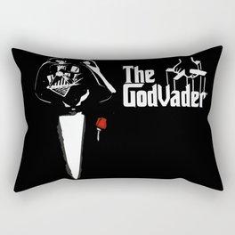The GodVader Rectangular Pillow