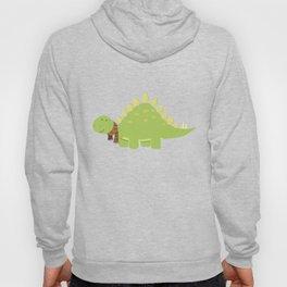 ScarfTegosaurus Hoody