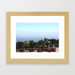 Paradise Lost Framed Art Print
