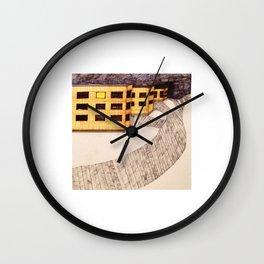 On my street Wall Clock