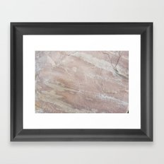 Sioux Falls Rocks #2 Framed Art Print