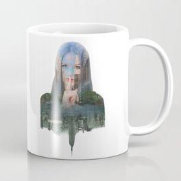 Silence In The City - One Coffee Mug