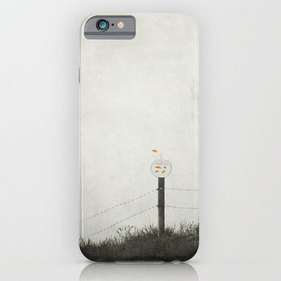 Suicidal Fishy iPhone & iPod Case