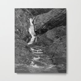 Tessa Metal Print