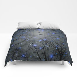 The Sight of the Stars Makes Me Dream Comforters