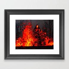 The MOFO Framed Art Print