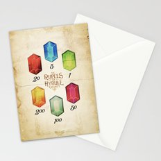 Legend of Zelda - Tingle's The Rupees of Hyrule Kingdom Stationery Cards