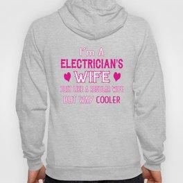 Electrician's Wife Hoody