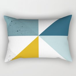 Modern Geometric 18 Rectangular Pillow