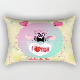 Super Cute Sweety Rectangular Pillow