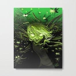Insectfyre Metal Print