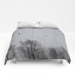 Crow Hour Comforters