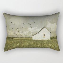 The Seed Dealer Rectangular Pillow