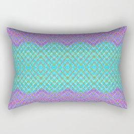 Ocean Valances Pattern Rectangular Pillow
