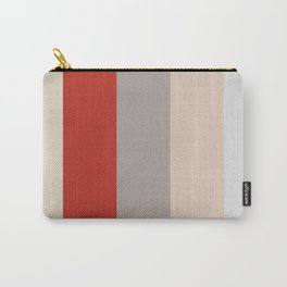 Colorful Stripes IV Carry-All Pouch
