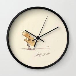 #coffeemonsters 477 Wall Clock