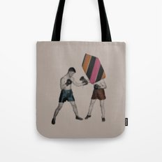 Mixed Martial Art Tote Bag