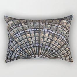 Union Station Window Rectangular Pillow