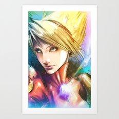 Princess of Wyndia Art Print