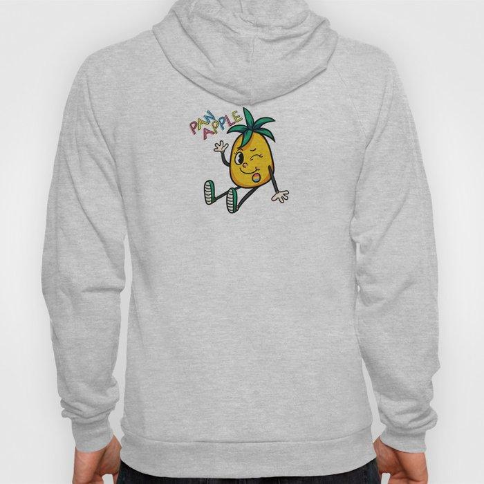 The Pan Apple Hoody