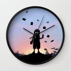 Joker Kid Wall Clock