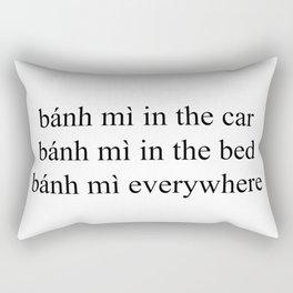 bánh mì Rectangular Pillow