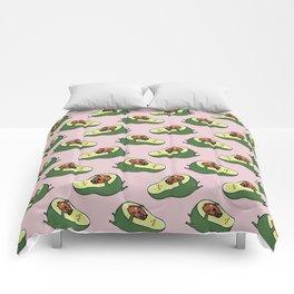 Avocado Love Comforters