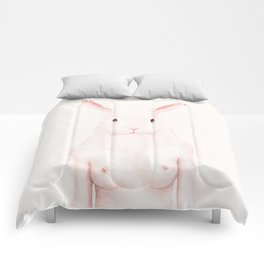 Unfinished Melancholy #3 Comforters