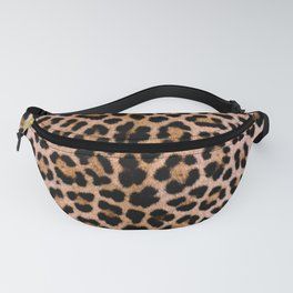 Cheetah Pattern Fanny Pack