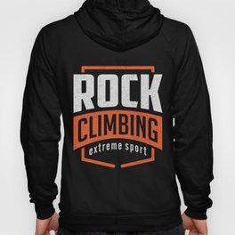 Rock Climbing Hoody