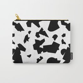 Folded black Carry-All Pouch