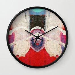 The Communicator Wall Clock
