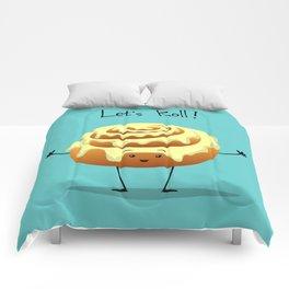 Let's Roll! Comforters