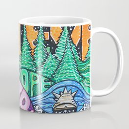 Believe Coffee Mug