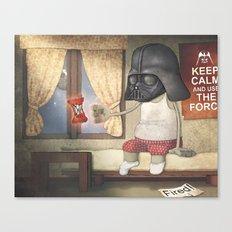 Dart Human Fener Canvas Print