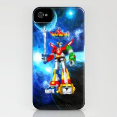 Voltron - Painting Style Slim Case iPhone (4, 4s)