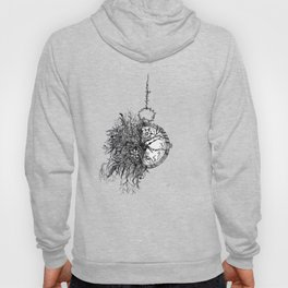 Natural detailing 13, Clock Hoody