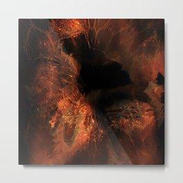 Jupiter Cave Metal Print