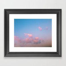 Live High Framed Art Print