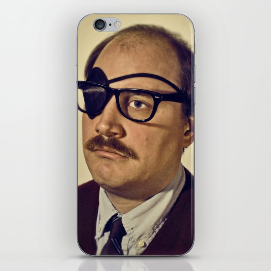 i.am.nerd. :: davey II iPhone & iPod Skin