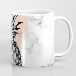 Marble Pineapple 053 Coffee Mug