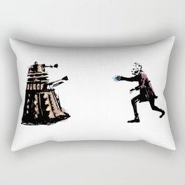 Endless Battle Rectangular Pillow
