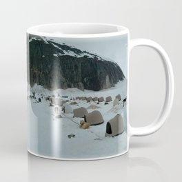 Dog Sledding Camp (Large) Coffee Mug