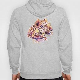 Leopard Head Hoody